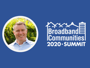 WhiteSpace CEO to speak about 5G at Broadband Communities 2020 Summit