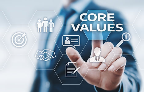 Core Values Responsibility Ethics Goals