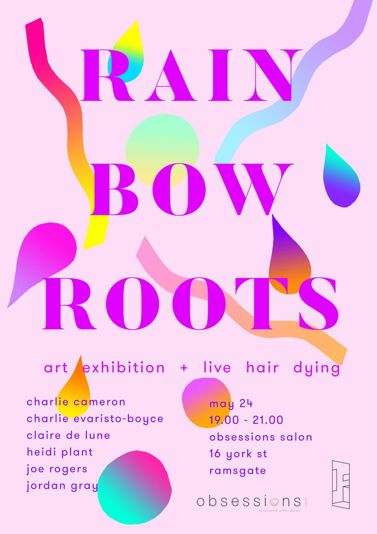 Flat38 - Rainbow Roots