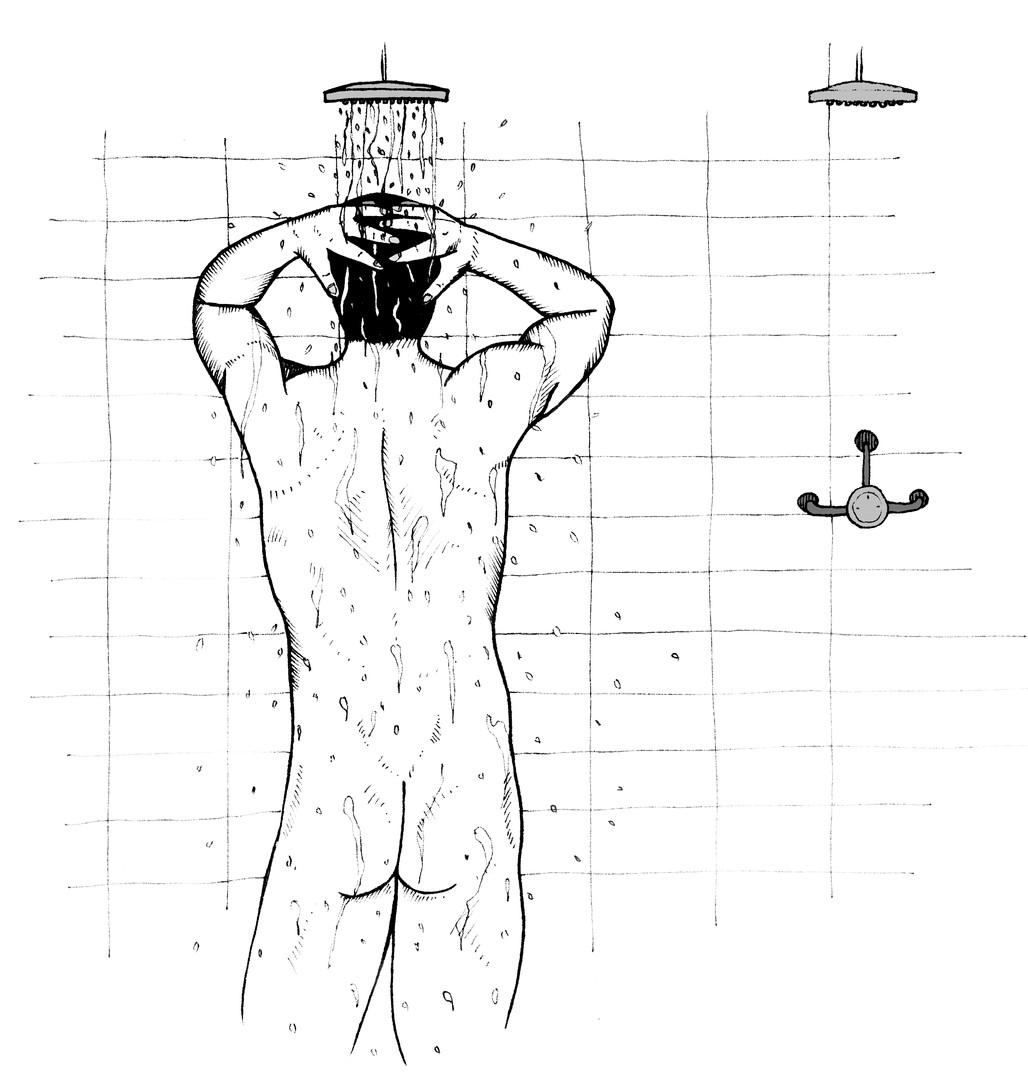 Illustration for Attutide Magazine