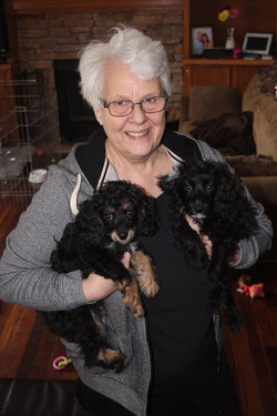 Stella & Izzy -- Dec. 2015