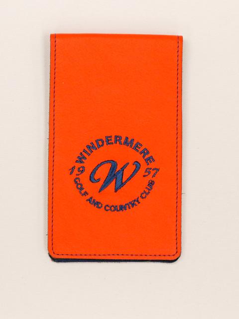 Windermere Yardage Book