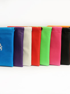 Synthetic Leather Pouches