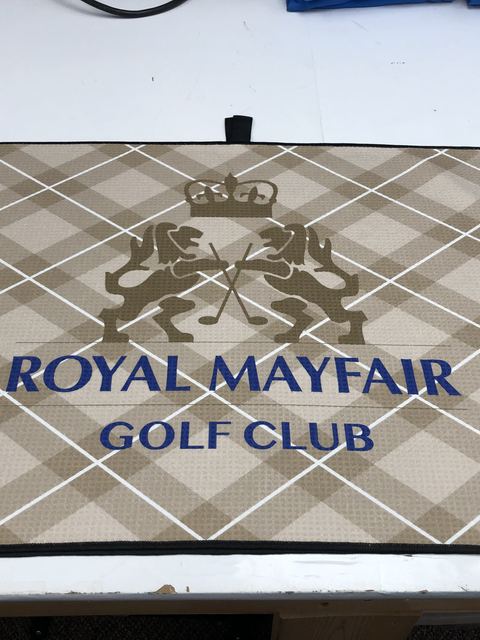 Royal Mayfair Plaid