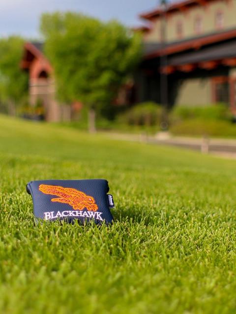 Blackhawk Elephant Print Blue