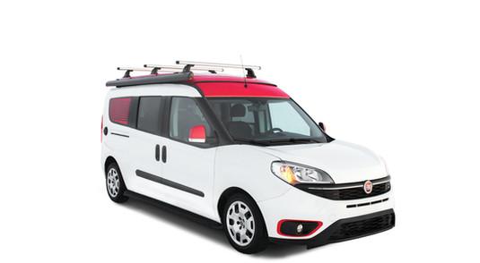 Fiat Doblo camper van