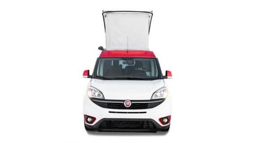 Fiat Doblo MFC camper van