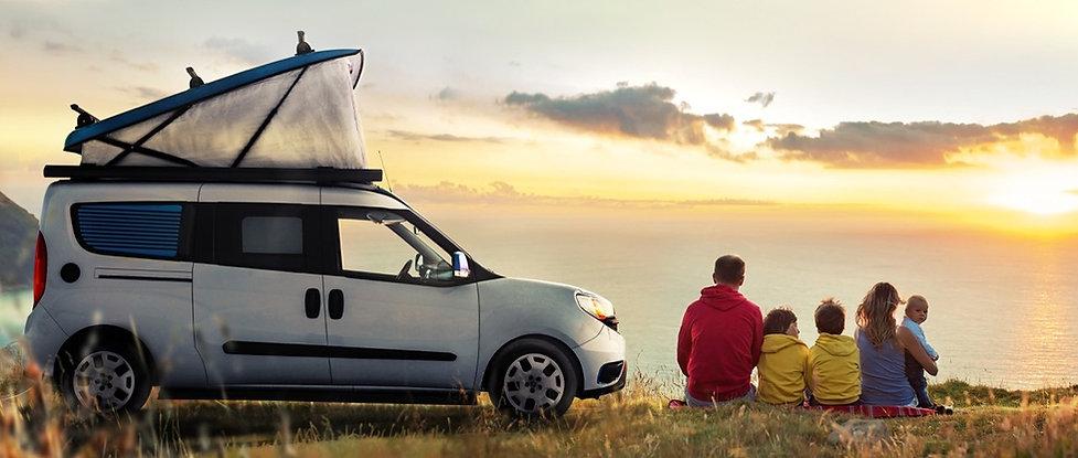 MFC Сamper Car Cargo Fiat Doblo