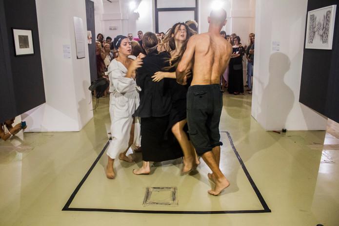 Collettivo MovimentoNetto | performance