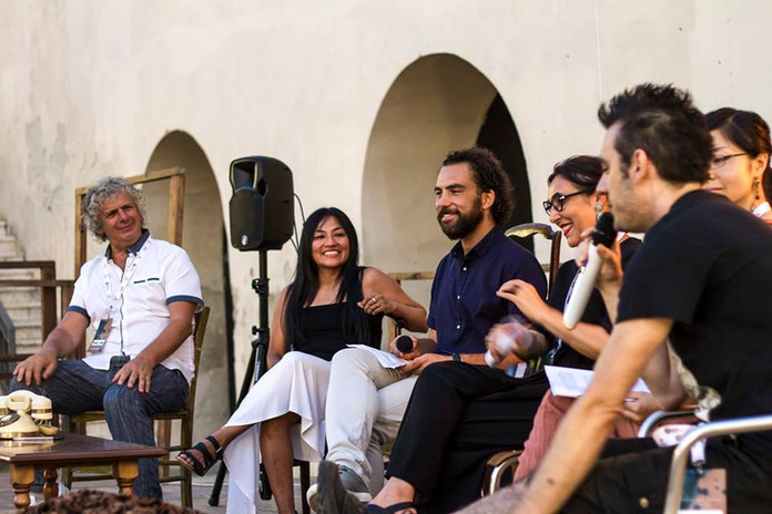 Dialoghi ad ARTARUGA | talk