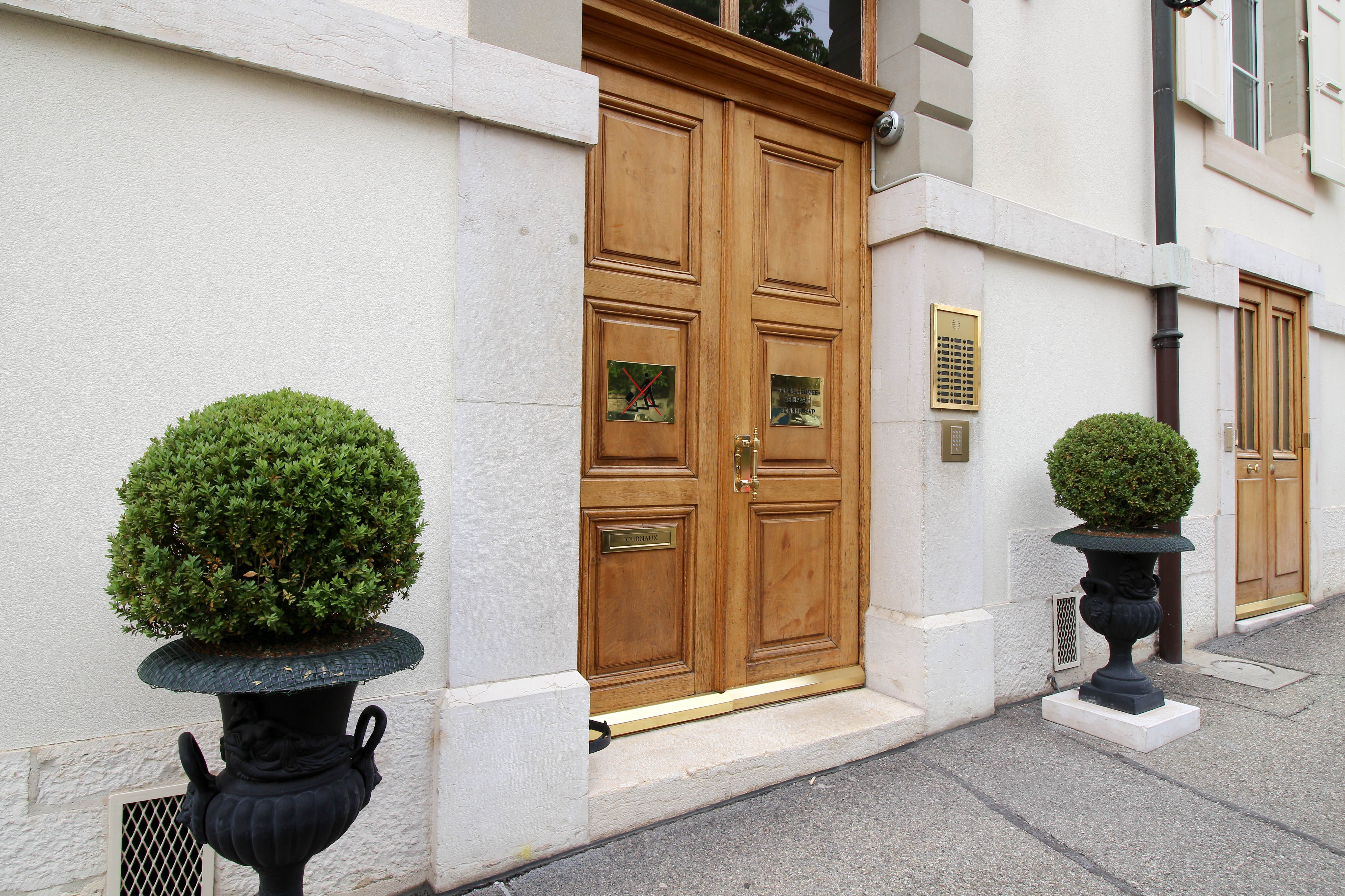 Immobilier luxe Genève