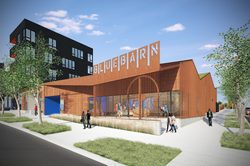 Bluebarn Theater/Boxcar Condominiums