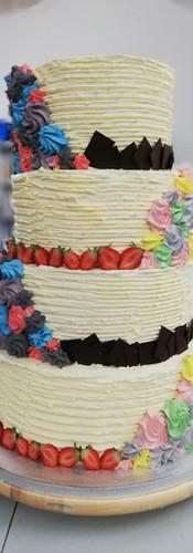 Wedding_Cake_texturé_crème_au_beurre_D