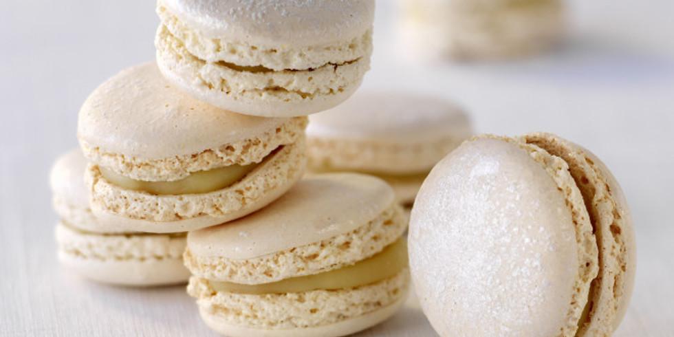 Atelier Macarons Chèvre/Miel/Thym
