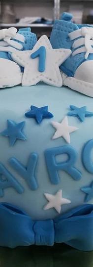 gâteau personnalisé petit graçon
