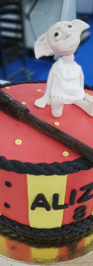 gâteau personnalisé Harry Potter-Dobby