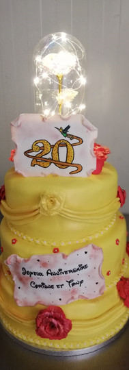 gâteau_personnalisé_belle_et_la_bête_