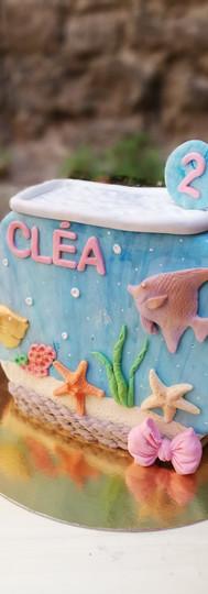 gâteau_personnalisé_aquarium_poissons.