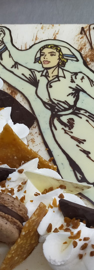 poire_chocolat_décor_infirmière.jpg