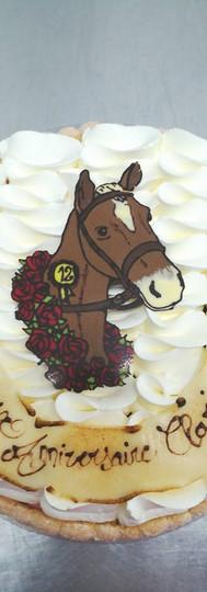 charlotte_aux_fraises_thème_cheval