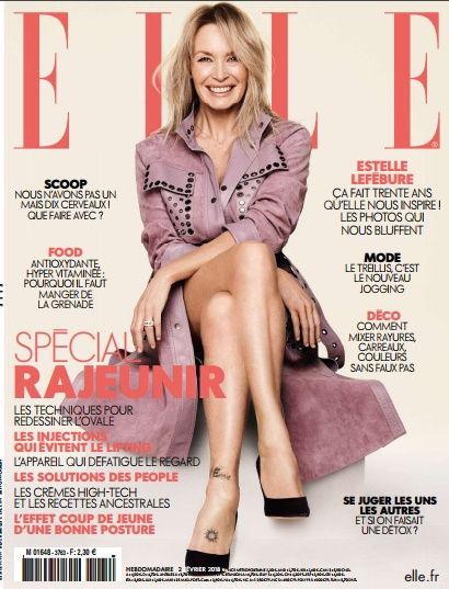Elle magazine 02/02/18