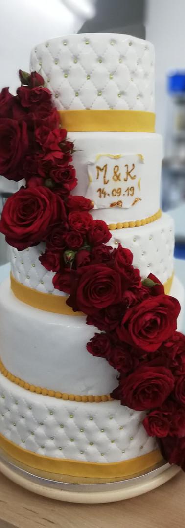 wedding cake willaime albinet cascade ro