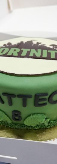 gâteau personnalisé FORTNITE