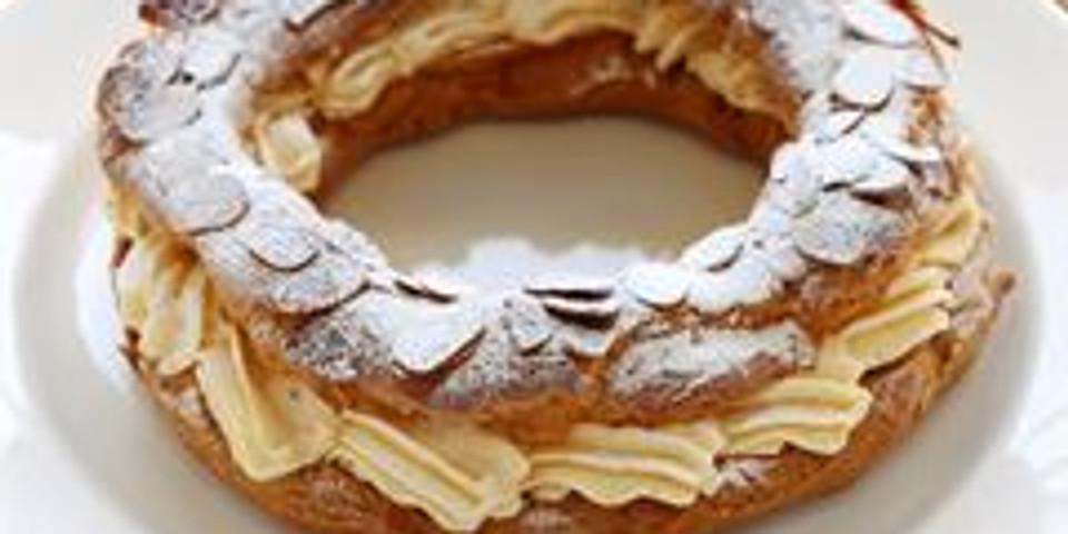 Atelier Pâte à choux - Le Paris Brest