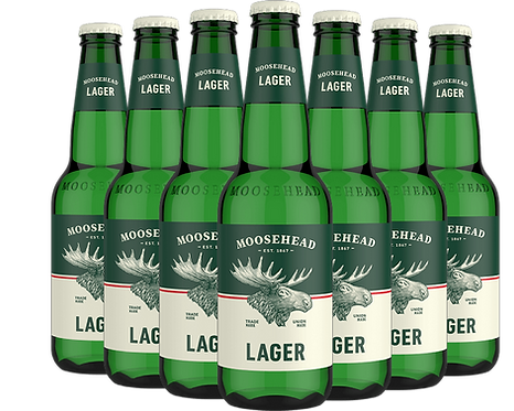 Moosehead Canadian beer