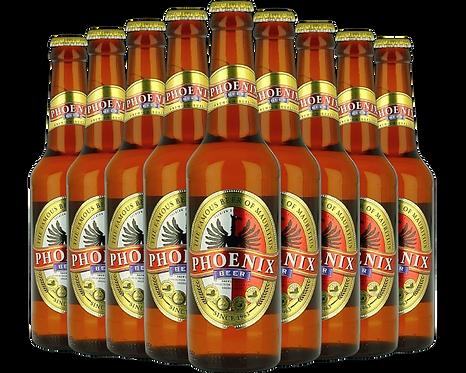 Pheonix beer bottle
