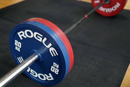 Rogue Plates on Barbell.jpg