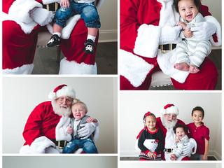 Santa Photos 2018