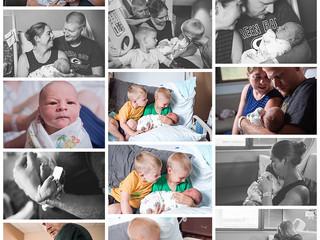 Artemiks' Fresh 48 Session | Spring Hill Photographer | Nashville Newborn Photographer