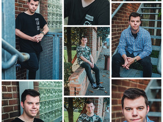 Senior Photography Session at The Factory | Nashville Photographer | Franklin Photographer