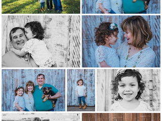 Bowen Family Session | Spring Hill Photographer | Homestead Manor