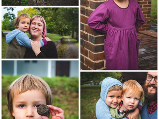 Fall Family Session | Nashville Family Photographer | Nashville Child Photographer