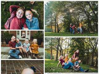 Roberts Family | Nashville Family Photographer | Spring Hill Family Photographer