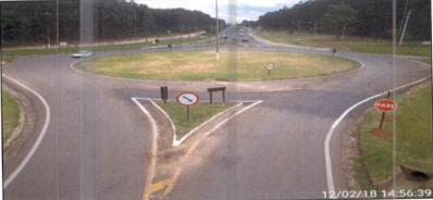 2018 - Rodovias do Tietê concluiu mais uma obra de Melhoria de Dispositivo no município de Agudos-SP