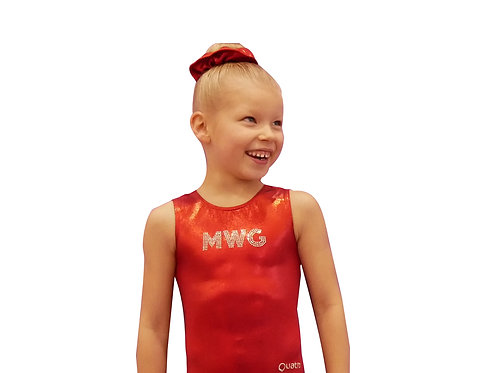 Official MWG leotard
