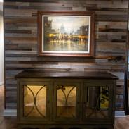 Reclaimed Plank Wood