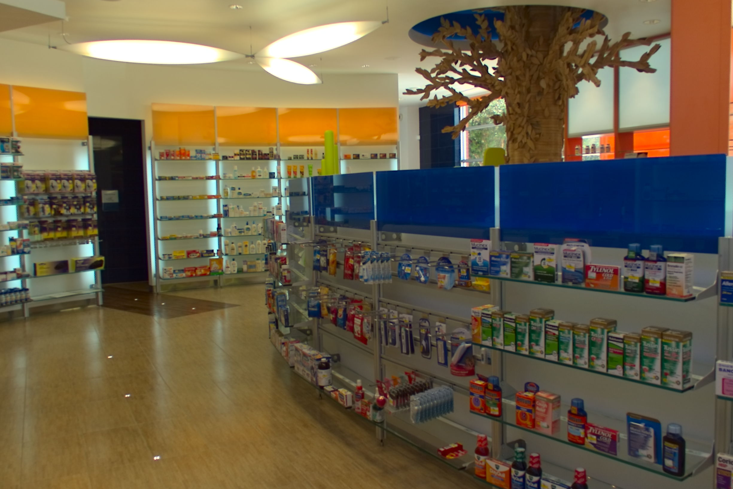 Pharmacy Interior Finish-out