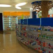 Retail Tenant Improvements Cedar Park Pharmacy