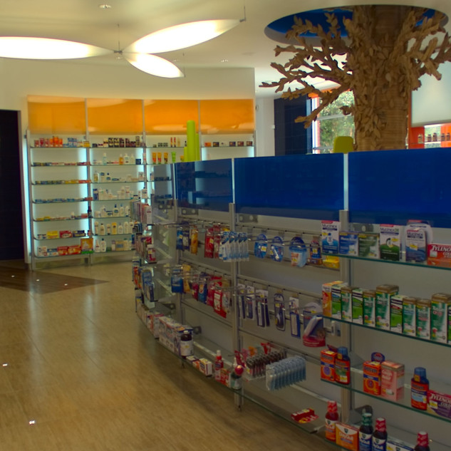 Retail Tenant Improvements Cedar Park Pharmacy