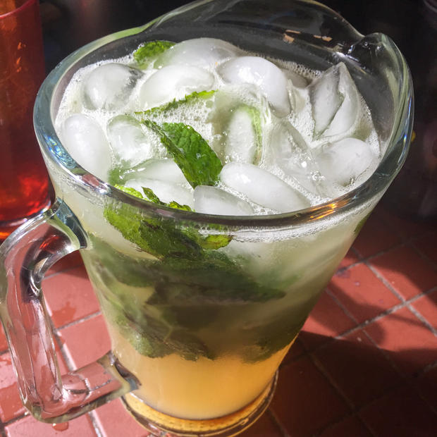 Pitcher of Mojitos