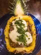 Chef Chicho Stuffed Pina