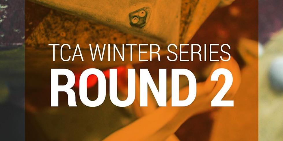 TCA Glasgow Winter Series, Round 2