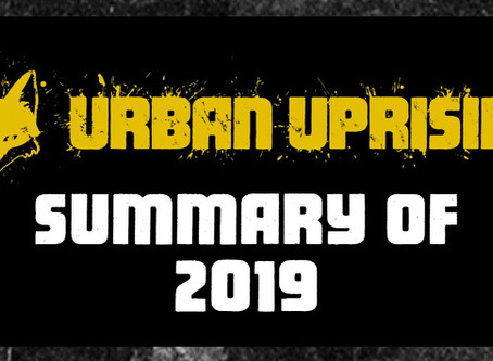 How you've helped Urban Uprising in 2019