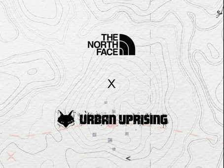 Urban Uprising is proud to announce support from The North Face's COVID-19 Explore Fund.