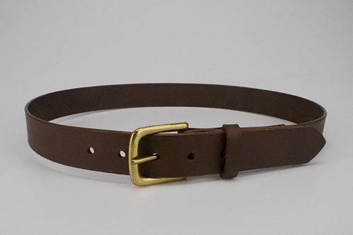 Casual Belt // Brass