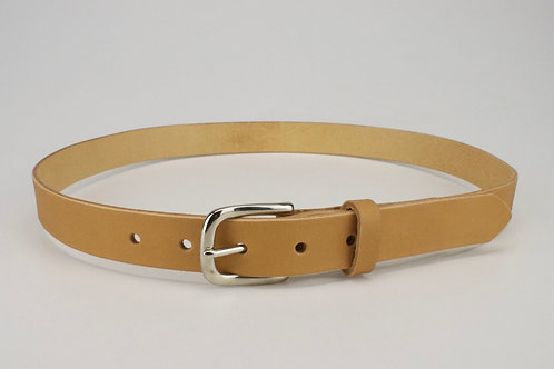 Women's Everyday Belt // Nickel